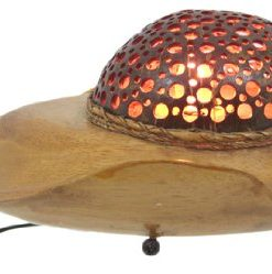 Natural-Coconut-Shell-Stingray-Accent-Lamp-Night-Light-0-1