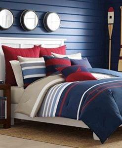 Nautica-Bradford-Reversible-Comforter-Set-0-247x300 The Ultimate Guide to Nautical Bedding Sets