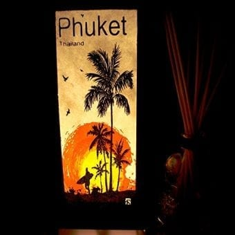 Phuket-Island-Sun-Beach-Coconut-Handmade-Asian-Oriental-Wood-Table-Bedside-Light-Night-Lamp-Gift-Bedroom-Garden-Shade-Frame-Free-Adapter-a-Us-2-Pin-Plug-426-0-0