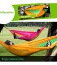 RioRand-2-Person-Portable-Outdoor-Double-Camping-Parachute-Hammocks984-Long-X-55-WideBlueGrey-0-3
