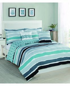 Studio-17-Tie-Dye-Stripe-King-5-Piece-Comforter-Set-0-247x300 Hawaii Themed Bedding Sets