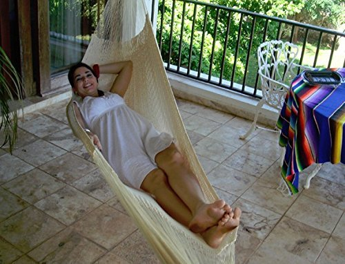 Sunnydaze-Natural-Colored-Mayan-Hammock-Sizes-Options-Available-0 The Best Outdoor Hammock Options You Can Buy