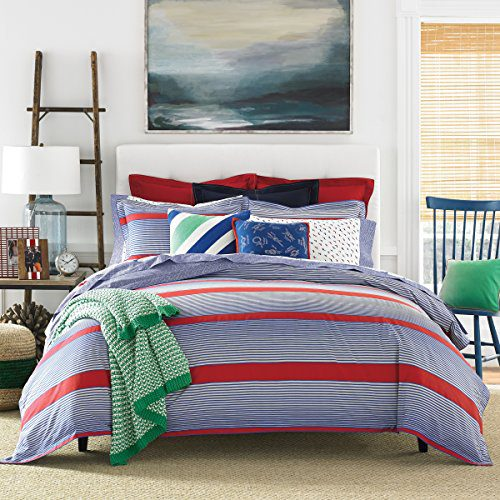 Tommy-Hilfiger-Arrowhead-Comforter-Set-0 The Best Nautical Quilts and Nautical Bedding Sets