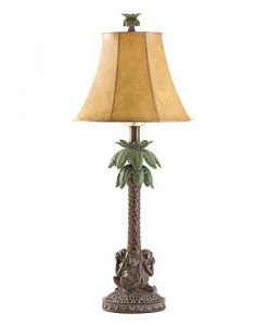 VERDUGO-GIFT-36001-Monkeys-Palm-Tree-Table-Lamp-0-247x300 The Best Beach Themed Lamps You Can Buy