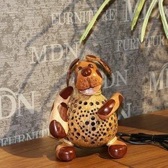 Wood-Dog-Table-Lamp-for-Decor-Environment-Friendly-Handmade-Coconut-Shell-Living-Room-Animal-Kids-Decoration-0-1