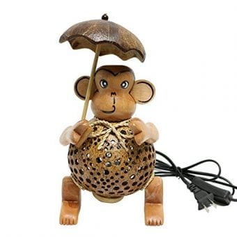 Wood-Monkey-Table-Lamp-for-Decor-Environment-Friendly-Handmade-Coconut-Shell-Living-Room-Animal-Kids-Decoration-0-1