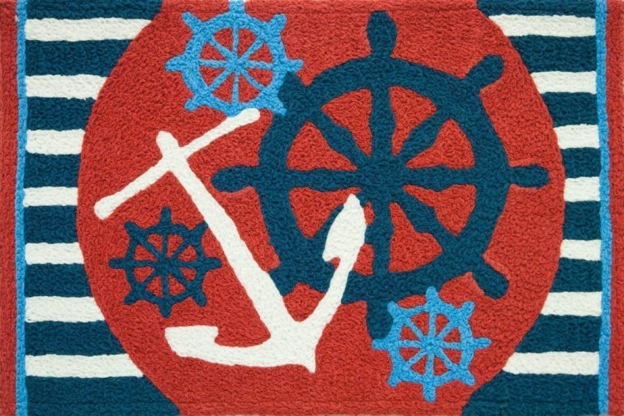 nautical-area-rug-6 The Ultimate Guide to Nautical Themed Area Rugs