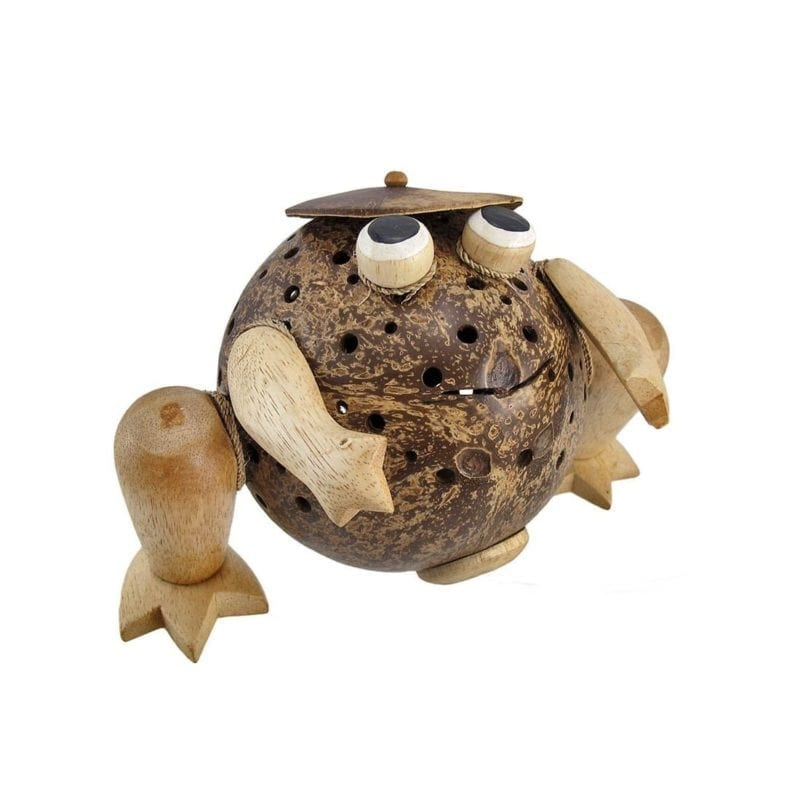 wood-accent-coconut-wood-frog-lamp-800x800 Best Coconut Lamps For Sale