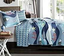 13-blue-ocean The Ultimate Guide to Nautical Bedding Sets