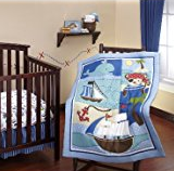 19-baby-buccaneer The Ultimate Guide to Nautical Bedding Sets