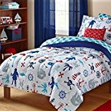 3-kids-nautical-comforter The Ultimate Guide to Nautical Bedding Sets