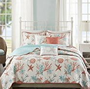 7-coral-starfish The Ultimate Guide to Nautical Bedding Sets