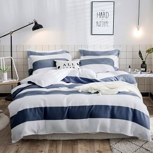 Merryfeel-Cotton-Duvet-Cover-Set Nautical Bedding Sets & Nautical Bedspreads