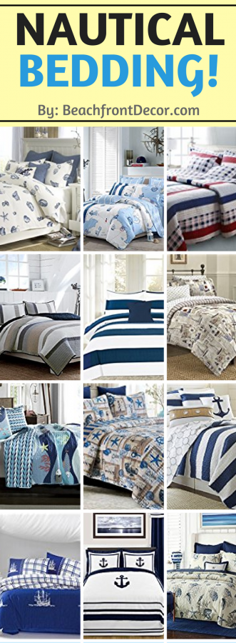 nautical-bedding The Best Nautical Quilts and Nautical Bedding Sets