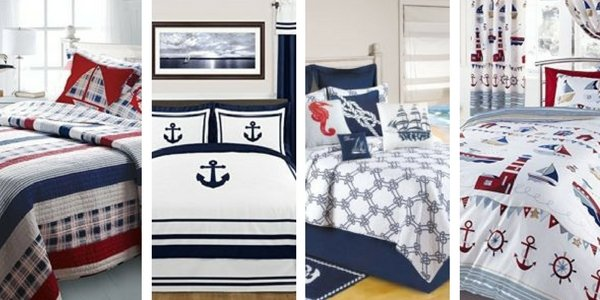 nautical themed bedding