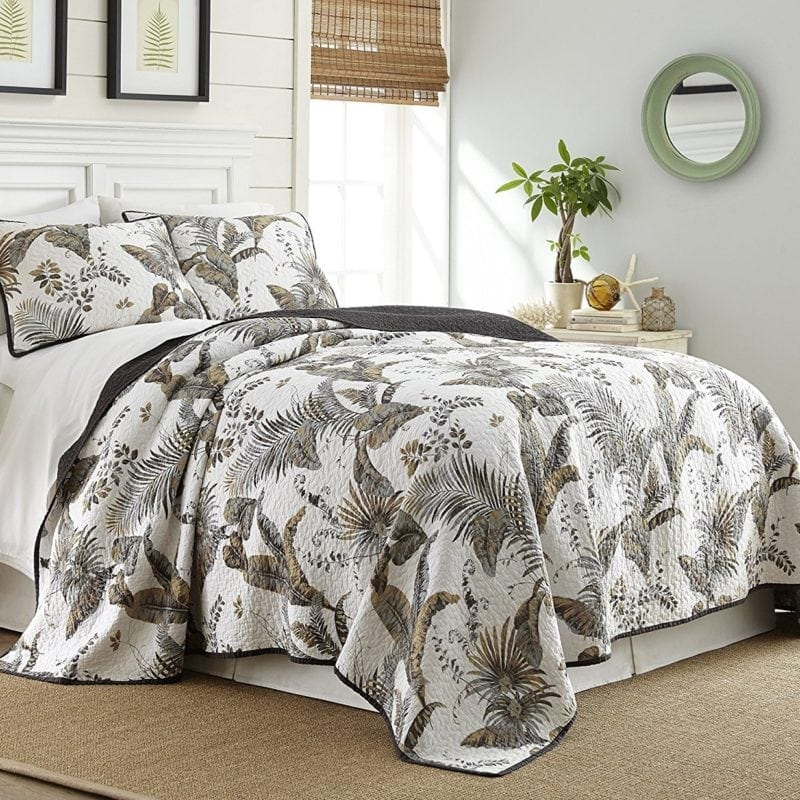 tahiti-by-chezmoi-quilt-set-800x800 Best Tropical Bedding Sets