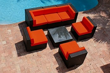 11-outdoor-wicker-furniture-sets 20 Of Our Favorite Outdoor Wicker Furniture Sets