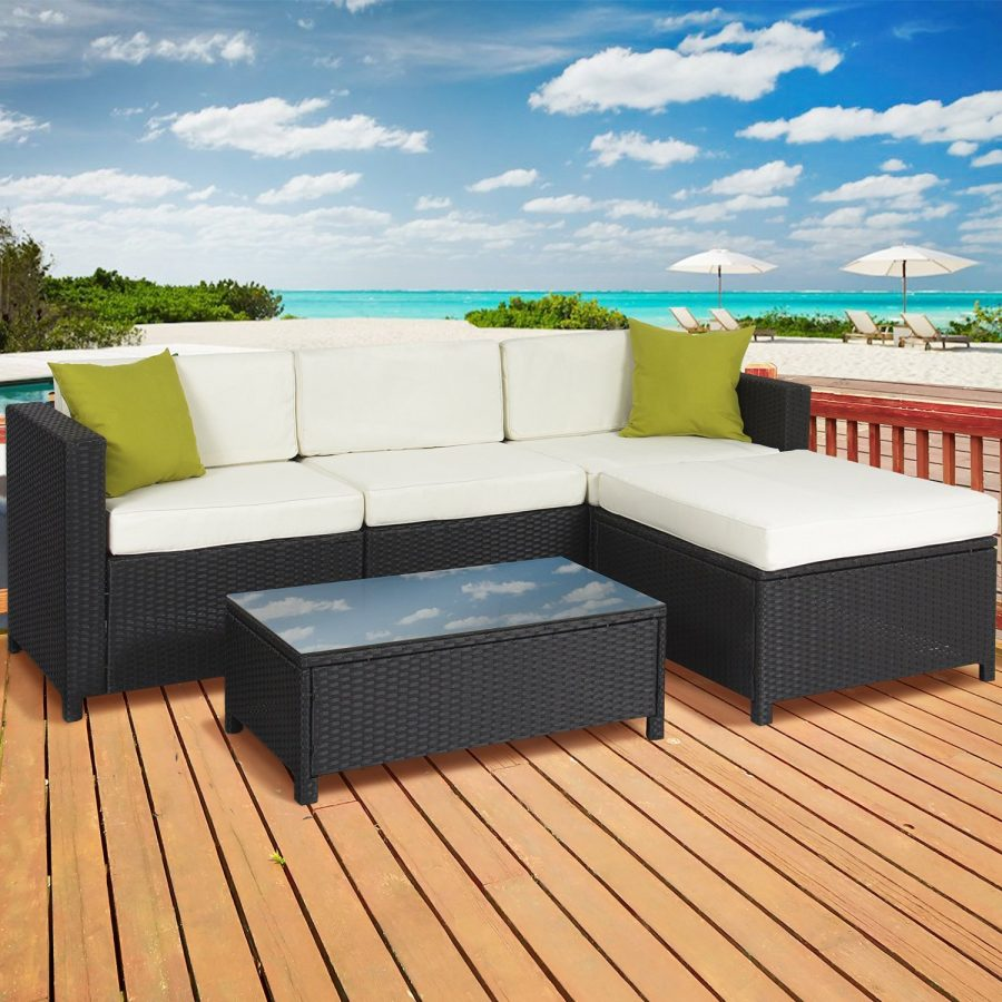 15-outdoor-wicker-furniture-sets 20 Of Our Favorite Outdoor Wicker Furniture Sets