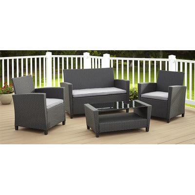 5-outdoor-wicker-furniture-sets 20 Of Our Favorite Outdoor Wicker Furniture Sets