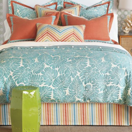 Capri-Comforter-Collection-by-eastern-accents-2-450x450 Coral Bedding Sets and Coral Comforters