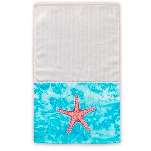 Starfish-Multi-Face-Hand-Towel Beautiful Beach and Nautical Hand Towels