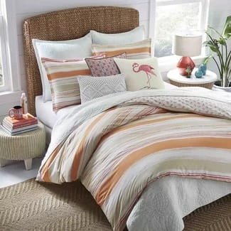 bay-isle-home-ensley-cotton-comforter-set Hawaii Themed Bedding Sets
