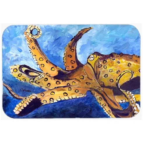 carolines-treasures-octopus-bath-mat Best Octopus Area Rugs