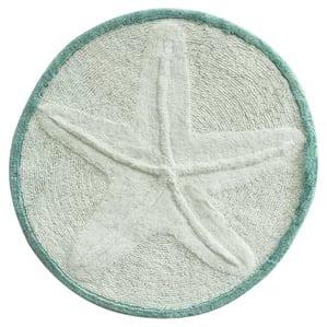gayle-starfish-bath-rug Starfish Rugs and Area Rugs