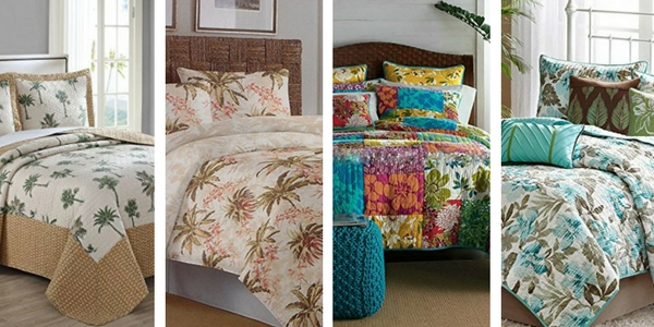 hawaii themed bedding and quilt sets