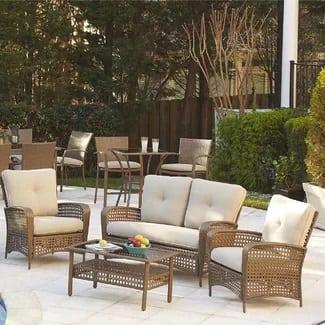 highland-dunes-edwards-4-piece-wicker-furniture-set-4-5 Best Wicker Patio Furniture Sets