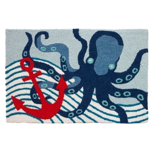 jellybean-accent-octopus-area-rug Best Octopus Area Rugs