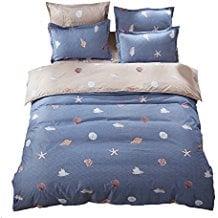 mumgo-home-starfish-duvet-cover Best Starfish Bedding and Quilt Sets