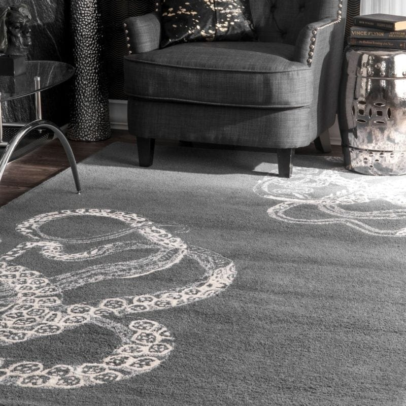 nuloom-tufted-octopus-tail-area-rug-midnight-800x800 Best Octopus Area Rugs
