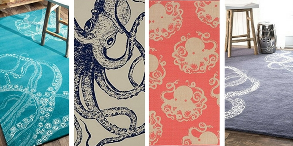 octopus area rugs