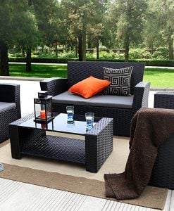 1 Baner Garden Outdoor Wicker Furniture Set 247x300 Best ... Part 57