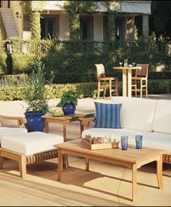 wholesaleteak 5-pc patio sofa set