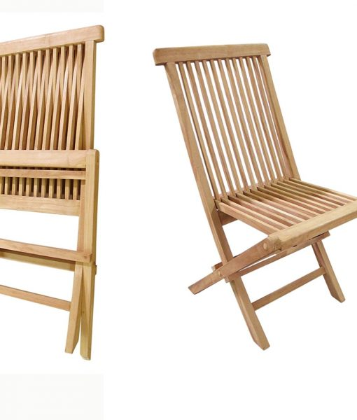 13-folding-teak-patio-chairs