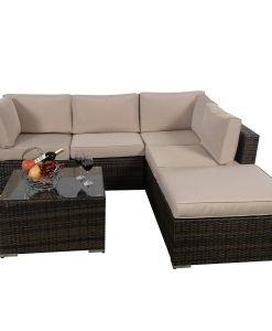 13-giantex-sectional-cushioned-sofa-wicker-247x300 The Best Wicker Sectionals You Can Buy