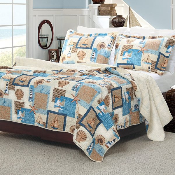 greenland home beach comforter set
