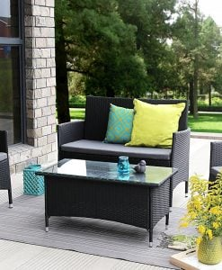 2-baner-garden-wicker-sofa-set-247x300 The Best Wicker Conversation Sets You Can Buy