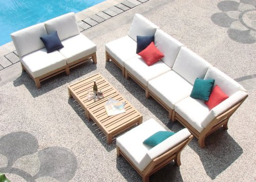 2-luxurious-7pc-teak-sectional-sofa The Ultimate Guide to Outdoor Teak Furniture