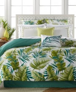 2-tropical-bedding-set-bed-in-a-bag-247x300 The Best Palm Tree Comforter and Bedding Sets