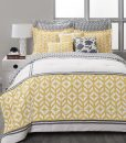 South Beach Yellow Comforter Set