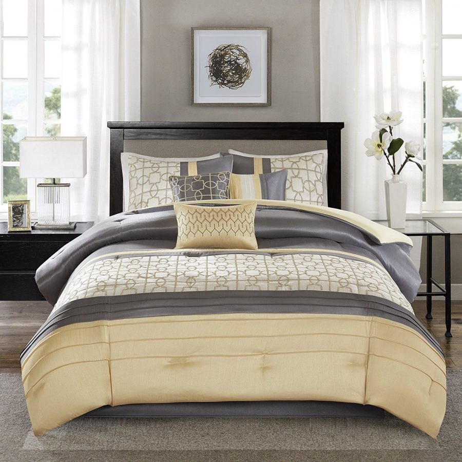 Madison Park Geometric Comforter Set