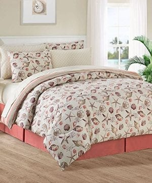 30-avondale-manor-bayshore-bed-in-a-bag-300x360 Coral Bedding Sets and Coral Comforters