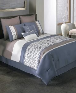 Covington Modern Chic Bedding Set