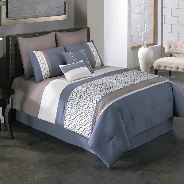 Covington Modern Chic Bedding Set