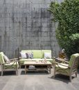cambridge casual kensington teak patio set
