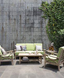 cambridge casual kensington teak patio set