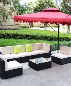 8-umax-rattan-wicker-seating-patio-247x300 The Best Wicker Conversation Sets You Can Buy